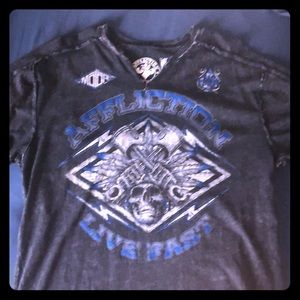 Men's Affliction T-shirt